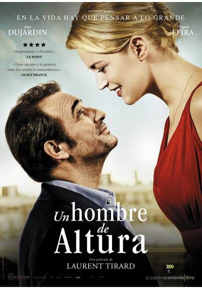 Un hombre de altura (Un homme à la hauteur) (Up for Love)