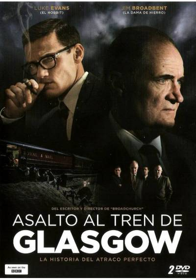 Asalto al tren de Glasgow (The Great Train Robbery)