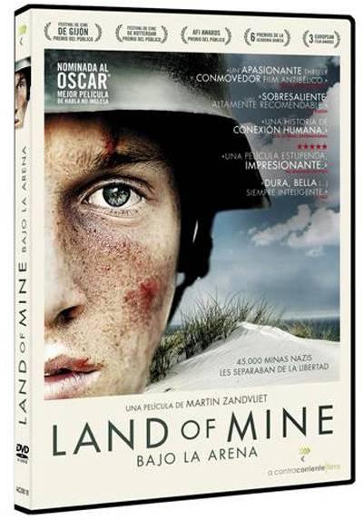 Land of Mine (Bajo la arena) (Under sandet)