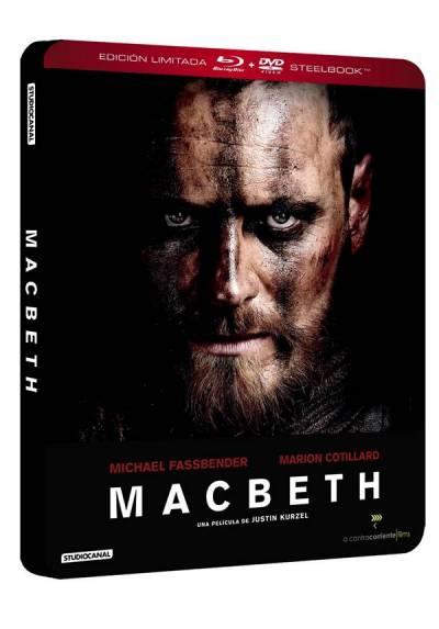 Macbeth (Blu-ray + DVD) (Caja Metálica)