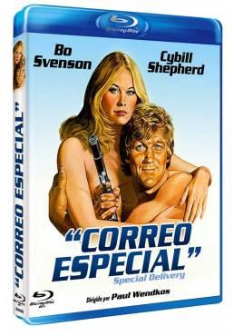 Correo especial (Blu-ray) (Bd-R) (Special Delivery)