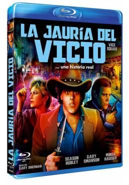 La jauría del vicio (Blu-ray) (Bd-R) (Vice Squad)