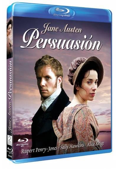 Persuasión (Blu-ray) (Bd-R)