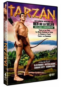 Tarzan: Las Clasicas Aventuras del Rey de la Selva