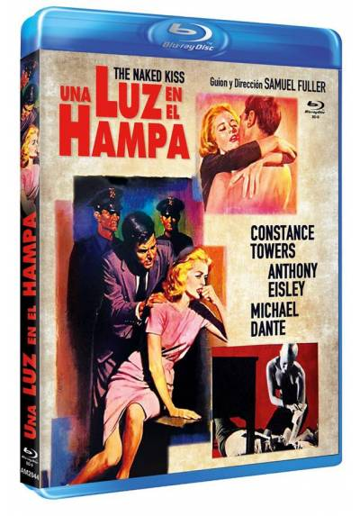 Una luz en el hampa (Blu-ray) (Bd-R) (The Naked Kiss)
