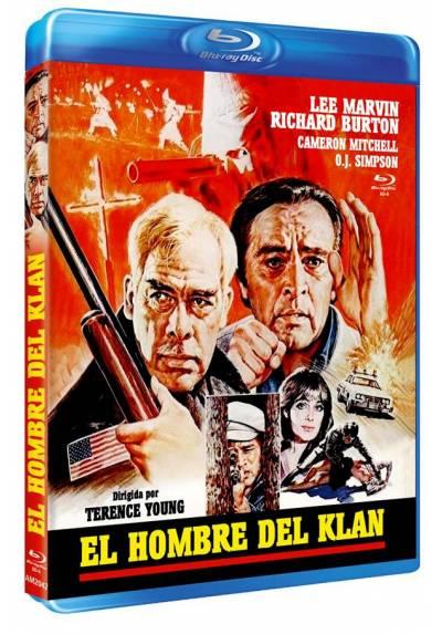 El hombre del Klan (Blu-ray) (Bd-R) (The Klansman)