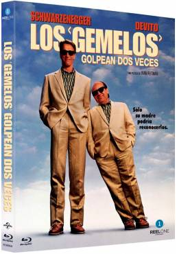 Los gemelos golpean dos veces (Blu-ray) (Twins)
