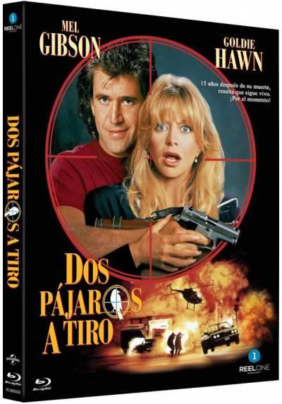 Dos pájaros a tiro (Blu-ray) (Bird on a Wire)