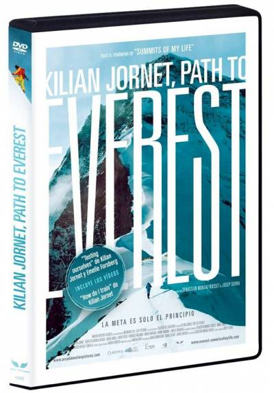 Kilian Jornet: Path to Everest (Kilian Jornet: Camino al Everest)