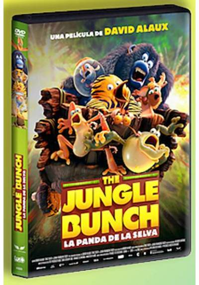The Jungle Bunch: La panda de la selva (Les As de la Jungle)