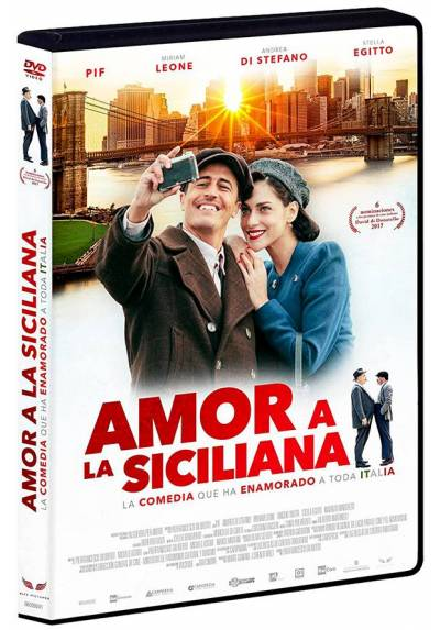 Amor a la siciliana (In guerra per amore)