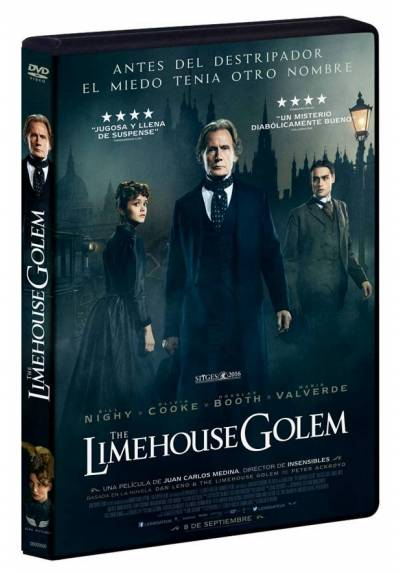 The Limehouse Golem (Los misteriosos asesinatos de Limehouse)