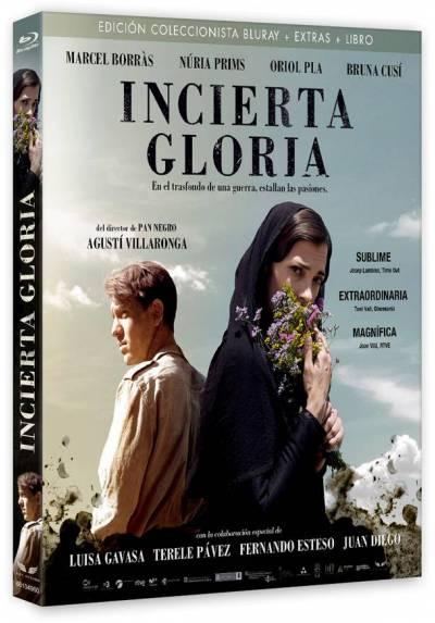 Incierta gloria (Blu-ray) (Incerta glòria) (Edición Coleccionistas)