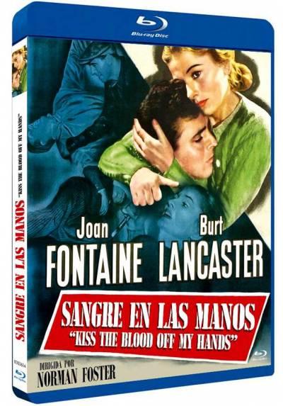 Sangre en las manos (Blu-ray) (Kiss the Blood Off My Hands)