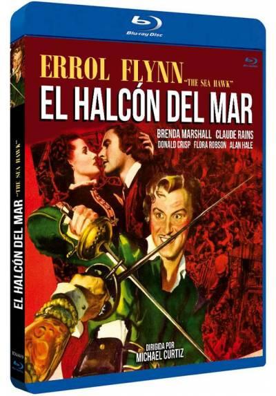 copy of El Halcón del Mar (The Sea Hawk)