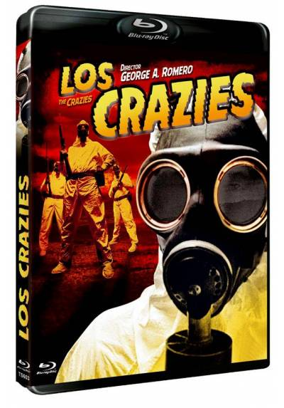 Los Crazies (Blu-ray) (The Crazies)
