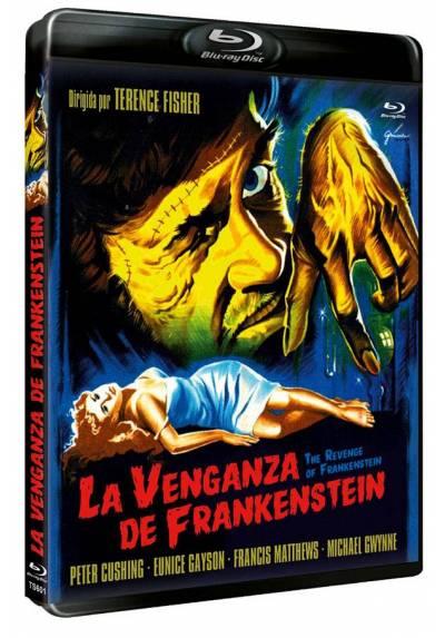La Venganza De Frankenstein (Blu-ray) (The Revenge Of Frankenstein)