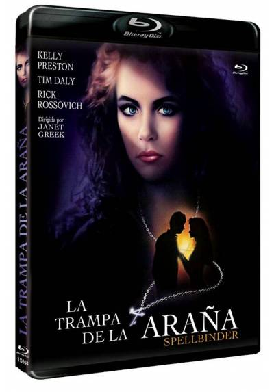 La trampa de la araña (Blu-ray) (Spellbinder)