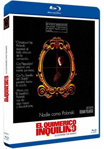 El quimérico inquilino (Blu-ray) (Le locataire) (The Tenant)