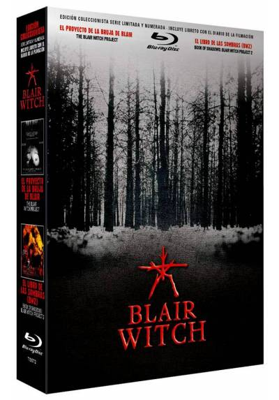 Retro-Pack Blair Witch Project 1 y 2 (Blu-ray)
