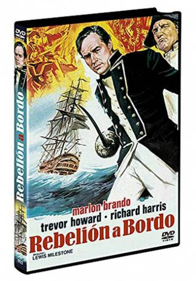 Rebelion A Bordo (Mutiny On The Bounty)