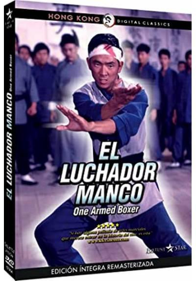 El luchador manco (Du bei chuan wang) (One Armed Boxer)