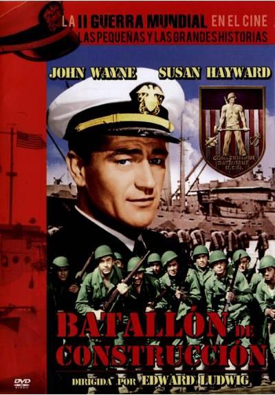copy of Batallon De Construccion (The Fighting Seabees)