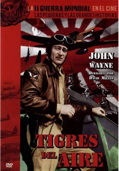 copy of Tigres Del Aire (Blu-Ray)(Flying Tigers)