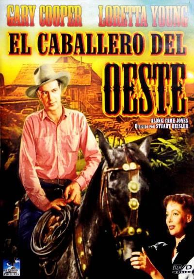 copy of El Caballero Del Oeste (Along Came Jones)