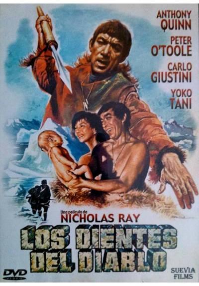copy of Los Dientes Del Diablo (Blu-Ray) (The Savage Innocents)