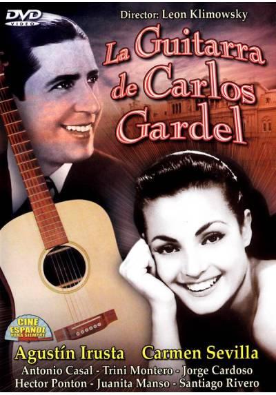 La guitarra Carlos Gardel
