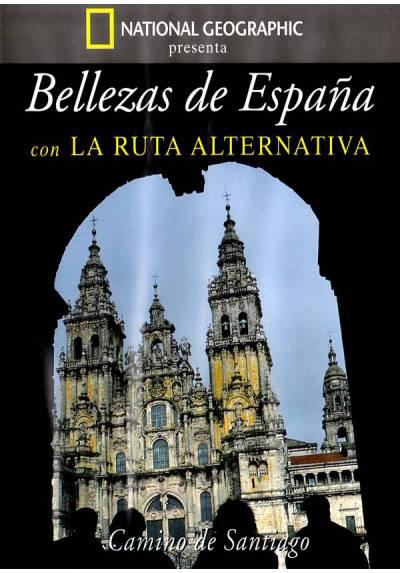 Bellezas de España con ruta alternativa (Camino de Santiago)