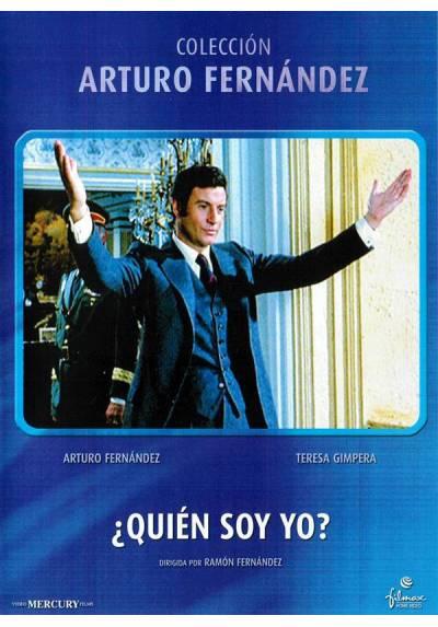 Colección Arturo Fernández: Quién soy yo?