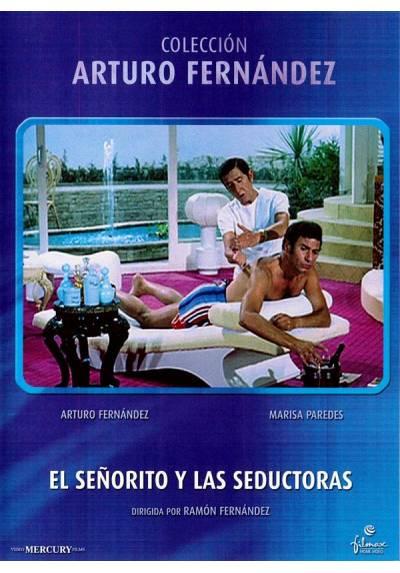 Colección Arturo Fernández: El señorito y las seductoras