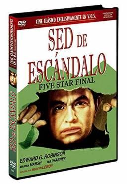 Sed de escándalo (Five Star Final) (V.O.S)