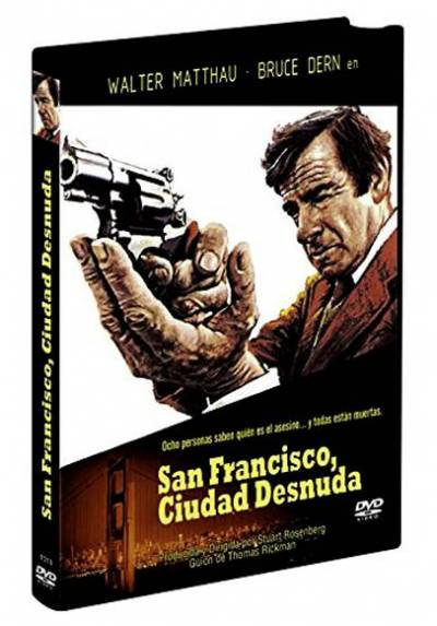 San Francisco, ciudad desnuda (The Laughing Policeman)