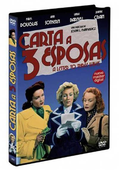 Carta a tres esposas (A Letter to Three Wives)