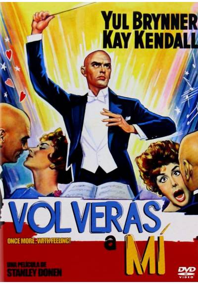 Volverás a mí (Once More, With Feeling!)
