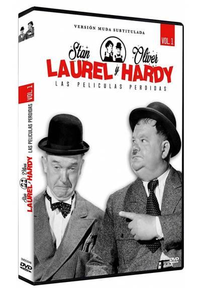 Pack Laurel y Hardy: Las Películas Perdidas Vol. 1