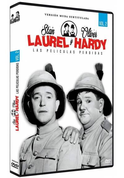 Pack Laurel y Hardy: Las Películas Perdidas Vol. 2