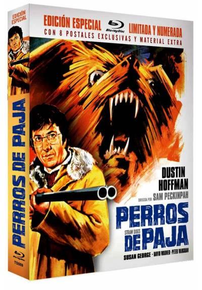 Perros De Paja (1971) (8 Postales y Extras) (Straw Dogs)