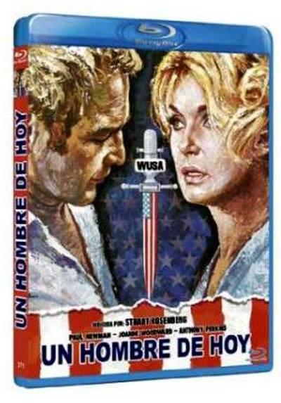 Un hombre de hoy (Blu-ray) (WUSA)