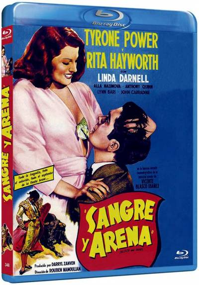 Sangre Y Arena (Blu-ray) (1941) (Blood And Sand)