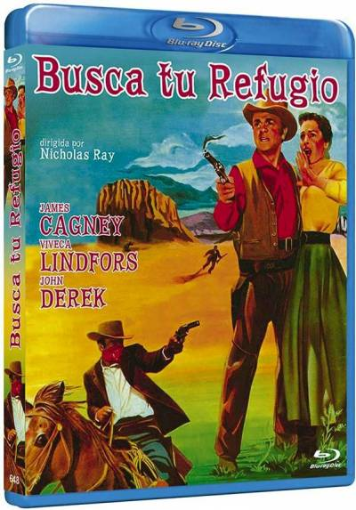 Busca Tu Refugio (Blu-ray) (Run For Cover)