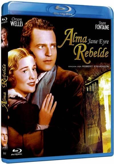 Alma Rebelde (Blu-ray) (Jane Eyre)