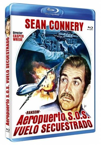 copy of Aeropuerto: S.O.S. vuelo secuestrado (Blu-ray + Dvd) (Ransom)