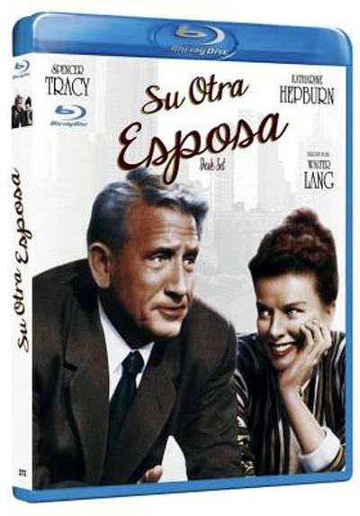 Su Otra Esposa (Blu-ray) (Desk Set)