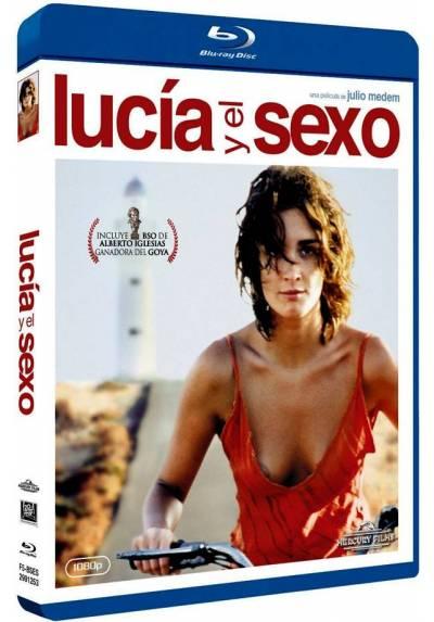 Lucía y el sexo (Blu-ray)
