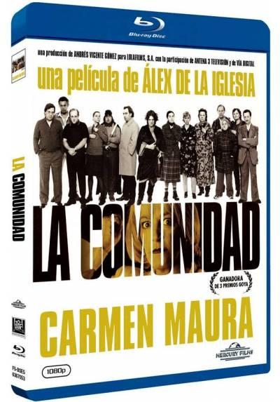 La comunidad (Blu-ray)