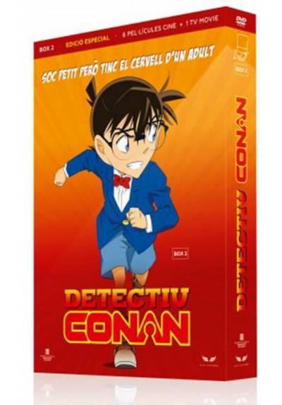 Detectiu Conan Box 2 (Ed. Catalana) (Detective Conan)
